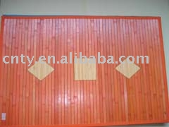 Special Woven Design Bamboo Carpets and Rugs