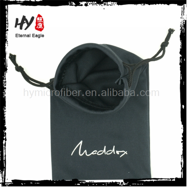 manufacture printing sunglasses bag,sublimation headphone microfiber bag,microfiber sunglasses bag