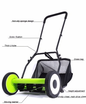 CE Garden Electric Start Lawn Grass Mower