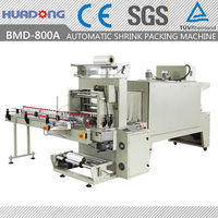 Automatic Mineral Water Bottle Packing Machine Shrink Wrap Machine