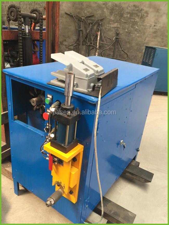 Waste Motor Stators And Rotor Cutting Machine Waste