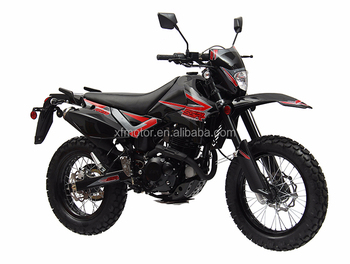 EPA 250cc dirt bike automatic
