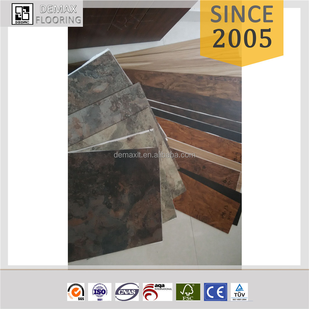 2mm self adhesive low price 18 inch vinyl floor tiles