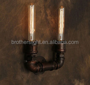 Wholesale New Steampunk Edison Bulb Industrial Pipe Style Art Loft ...