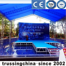 stage,aluminium stage with TUV,special for outdoor and indoor events