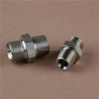 straight BSP/BSPT male straight adapter