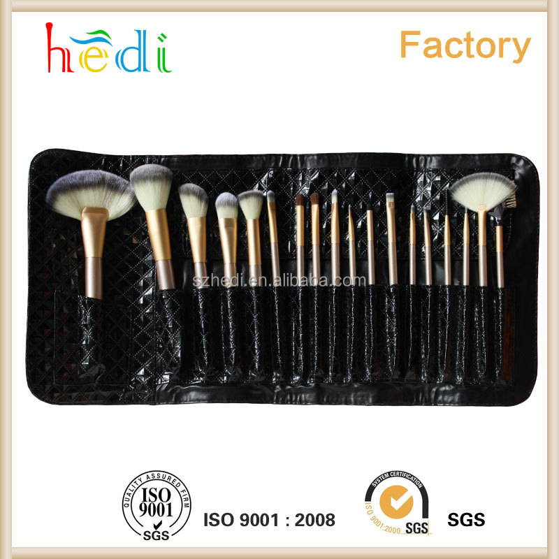 18 Piece Private Label Professional Makeup Brush
