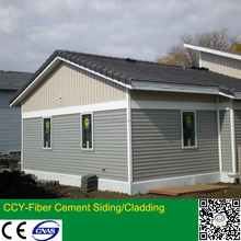 Wood hardy board siding