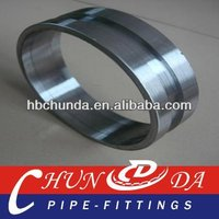 Concrete pipe flanges,Weld-on collars