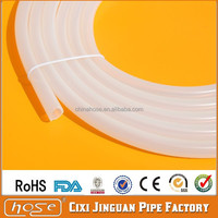 Export Best Quality FDA Grade 10mm Silicone Tubing, Flexible Silicone Tube Seal, Food Grade Soft Silicone Tube For Heating Oven