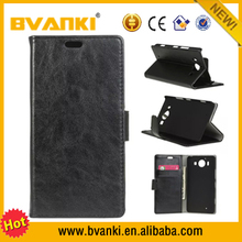 Hot brand pu leather mobile phone pocket case for microsoft limia950 personalized cell phone case cover