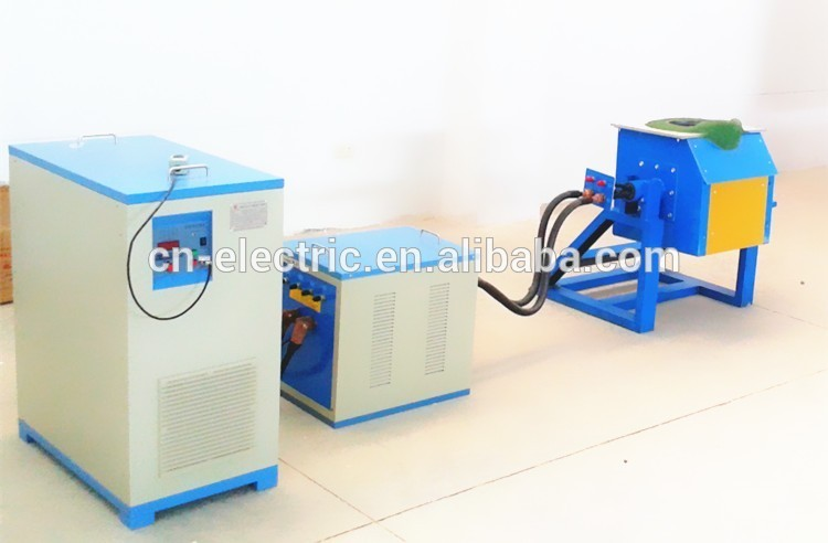 how to make induction melting furnace