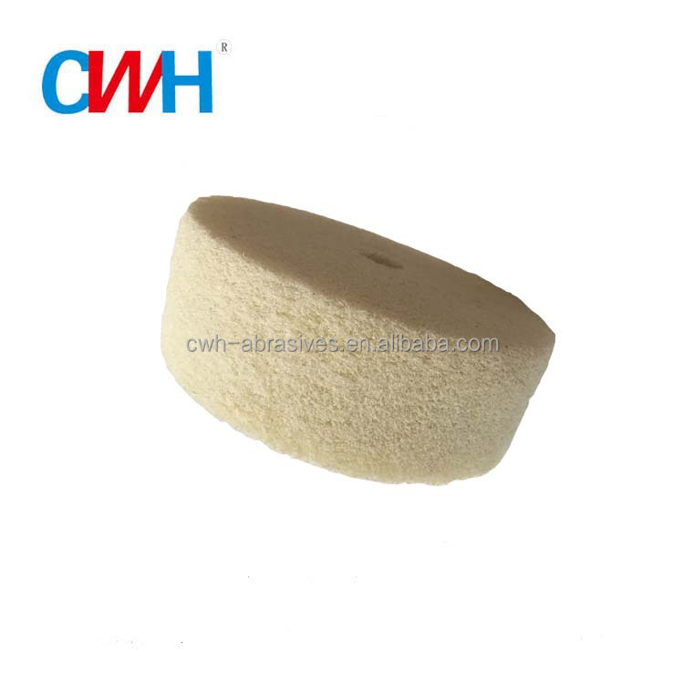 Hot Sale Nylon Abrasives Polishing Wheel Disc for Stainless steel and copper and non-ferrous metals