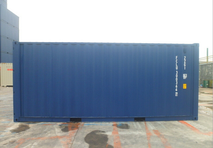 China shipping containers manufacturer ISO standard 20ft new container