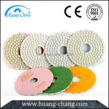 Diamond Marble Floor Polishing Resin Pads Add Water