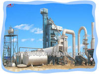 HXB1000 60-80 t/h Hot Asphalt Drum Mix Plant Continuous Type Asphalt Hot Mix Plant for Sale
