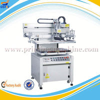 horizontal-lift ceramic decals screen printing machine