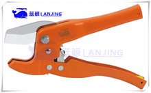 42mm 65Mn Blade PPR PVC Plastic Pipe Tube Scissors Cutter S04 with All Steel Handles