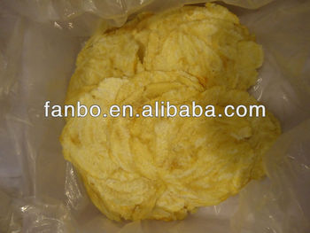 BOILED Filefish Fillets Yellow Colour