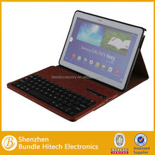 Wireless keyboard case, bluetooth keyboard for samsung galaxy note 10.1, tablet samsung galaxy note 10.1 2014 edition