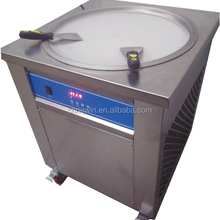 Tawa Thai Single pan fried ice cream machine for sale USA Europe 1 pan