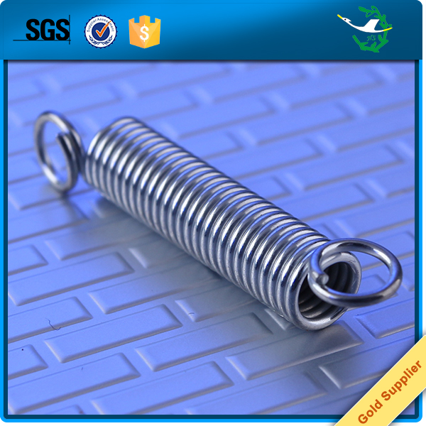 Custom stainless steel tension springs for gym equipment spring