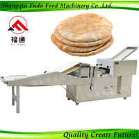 Electric India Bread Flat Electric Roti Maker India