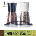 2pcs set 6OZ 170ml Food Grade Stepless Salt Miller