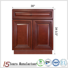 American Standard Cheap Wood Bathroom Vanity Cabinet Made In China