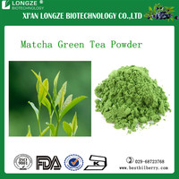 Chinese health products green tea bulk supply matcha green tea powder benefits/matcha green tea powder
