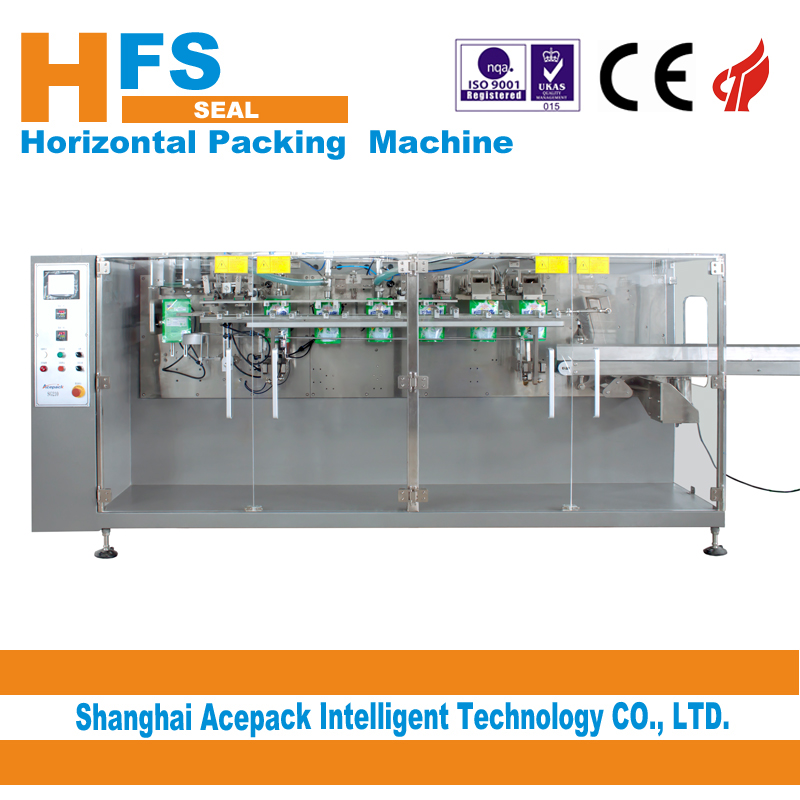 Hot sale apple slices packing machine