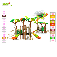 China Supplier Playground Equipment for Home
