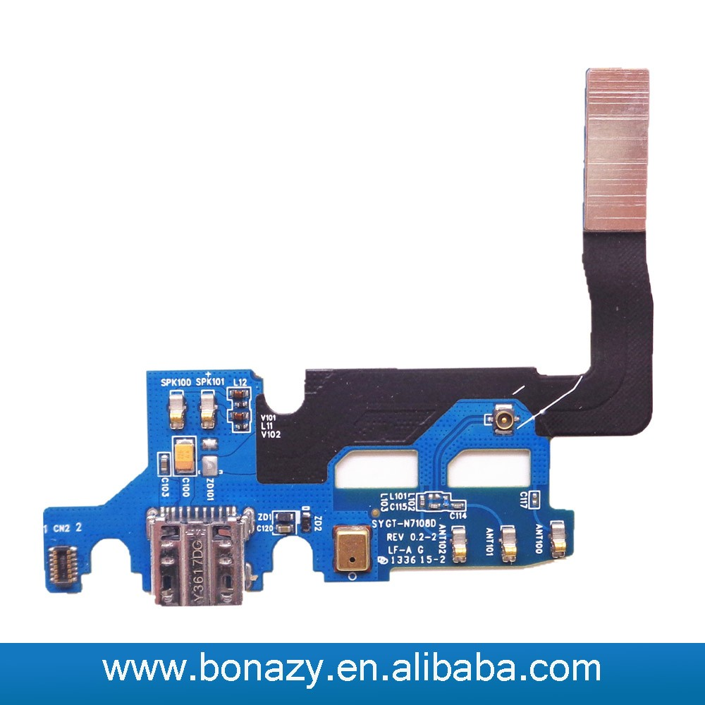 For Samsung Galaxy Note 2 N7000 USB Port Charging Flex Cable replacemnt