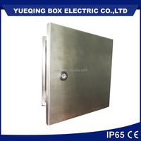 stainless steel metal box IP65