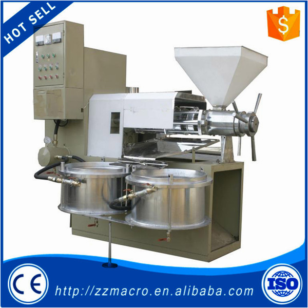 Hot sale hemp seed oil press/oil press machine