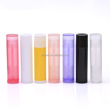 5g Lipstick Tube Lip Balm Tubes Containers Empty Cosmetic Containers Lotion Container Glue Stick Clear Travel Bottle