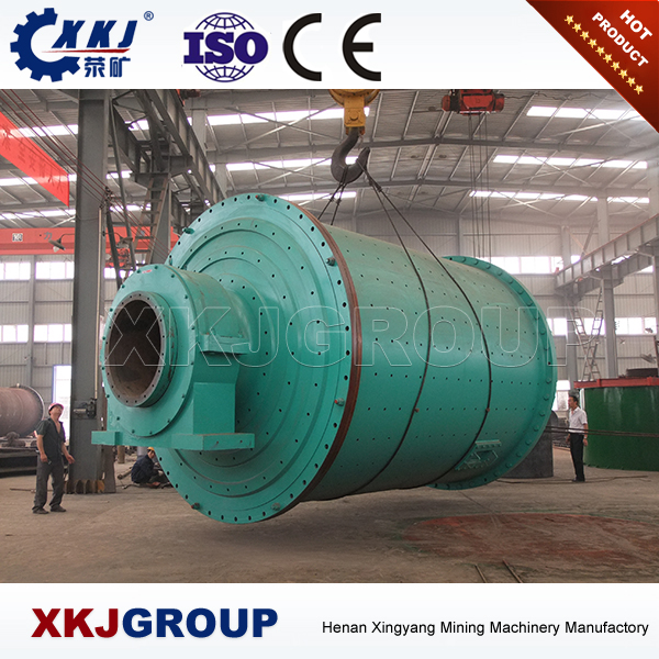 Chinese new design wet or dry type ball mill for sale with ISO 9001 and CE used in mining,ore,cement clinker