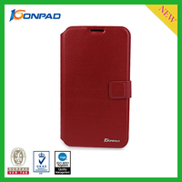Mobile phone case Colorful leather wallet case for samsung galaxy note 2 N7100,for samsung galaxy note2 n7100 case