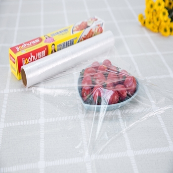 Best quality keep freshing PE Cling wrap Film for food