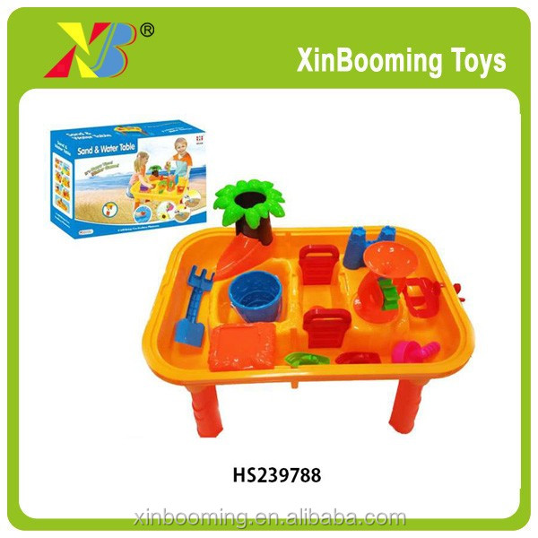 hot 25pcs outdoor play children sand beach desk toys