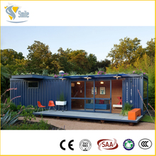 Modern container house mobile clinic container