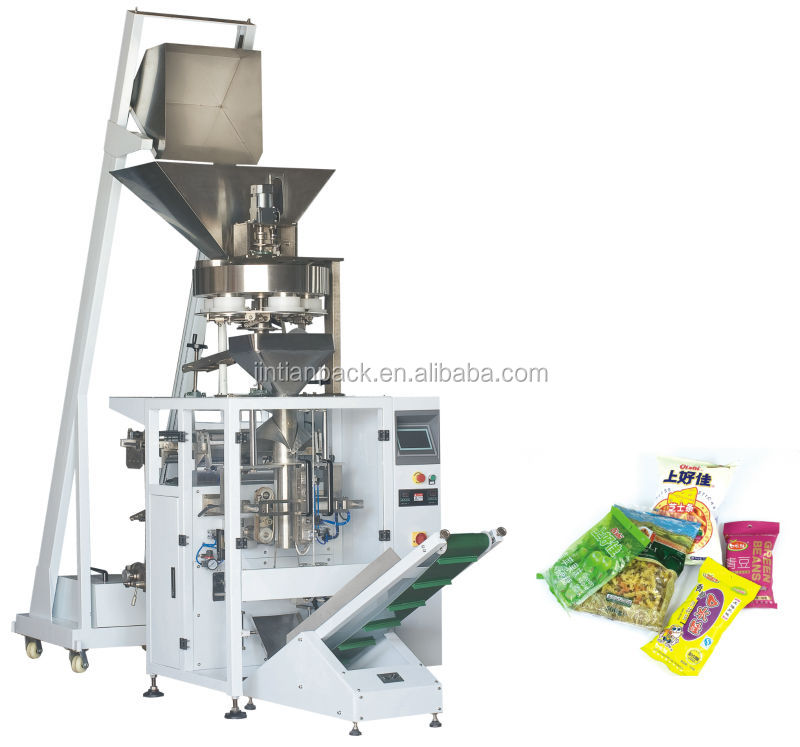 JT-420C Automatic grain packing machine for suger and salt