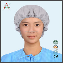 Food/chemical/electronic ear cover working hat cap in clean room