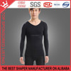 Polyester Body Slimmer Burn Fat Mens Thermal Long Johns