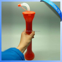 100 plastic wine glass with lid