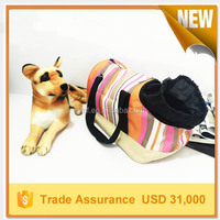 2015 Colorful outdoor canvas dog carrier
