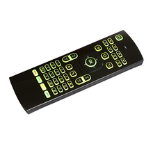 81 Keys Wireless Bluetooth Remote Control MX3 Color Air Mouse For Smart TV