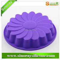 New Design Fashion Low Price silicone cake mold fondant decorating flower blossom shape soap mold,silicone soap molds