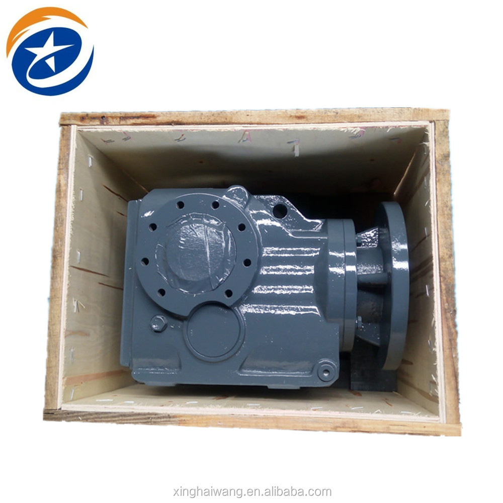 K/KA/KF/KAF/KS series helical-bevel gear 90 degree gearbox