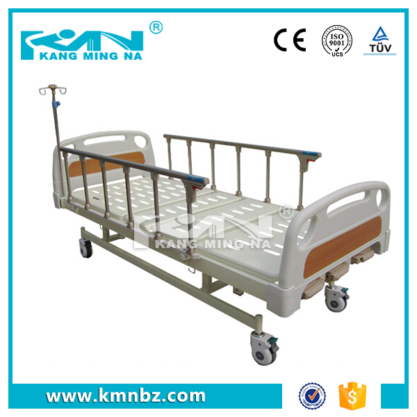 CE ISO Best Adjustable Beds Three Crank Hospital Beds For Sale